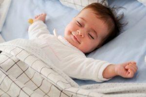 lua chọn đệm cho trẻ sơ sinh