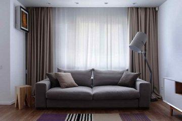 Lựa chọn rèm cửa đẹp cho căn hộ chung cư nhỏ