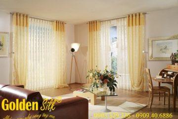 Rèm cửa cao cấp Golden Silk
