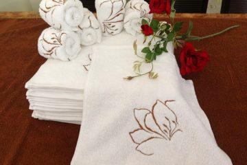 Golden Silk cung cấp khăn spa giá rẻ chất lượng