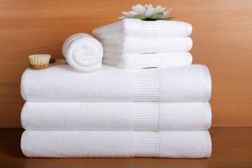 6 mẹo xử lý khăn tắm cho khách sạn khi gặp vấn đề