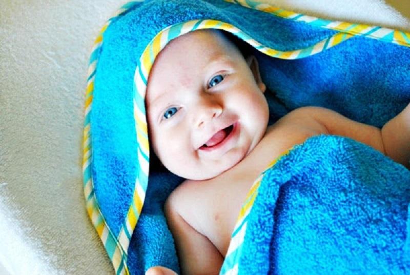 3 lưu ý sử dụng khăn bông khách sạn cho trẻ