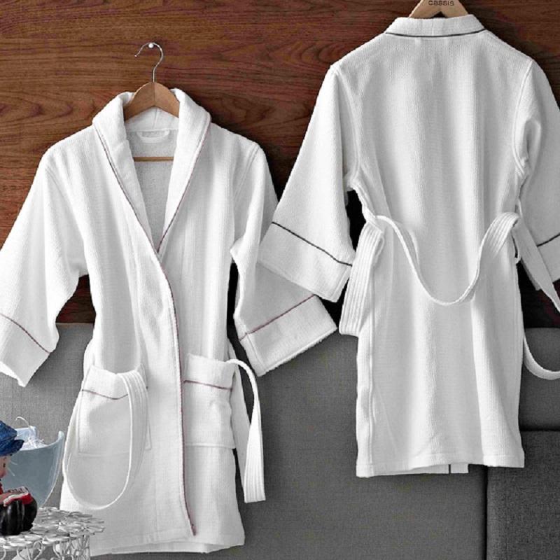 Ưu và nhược điểm áo choàng tắm cotton