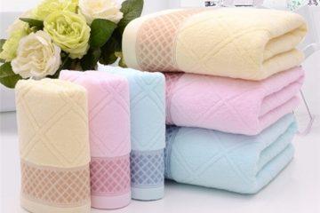6 mẹo giúp khăn bông khách sạn trắng tinh như mới!