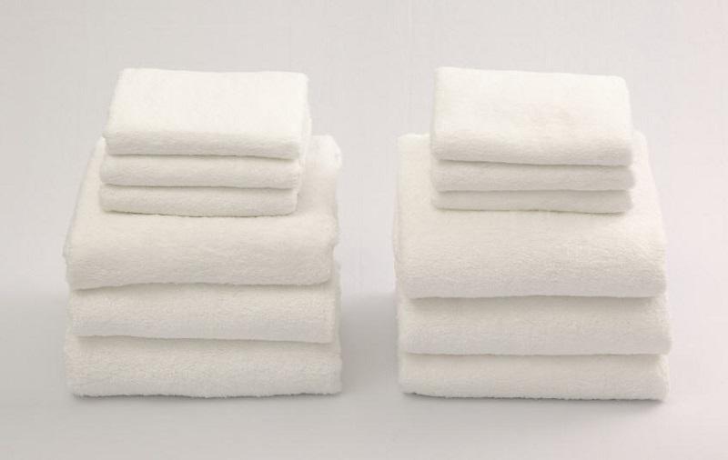Sử dụng khăn khách sạn đúng cách để bảo vệ sức khỏe