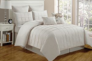 Tiêu chí chọn một bộ chăn ga gối màu trắng cho phòng ngủ