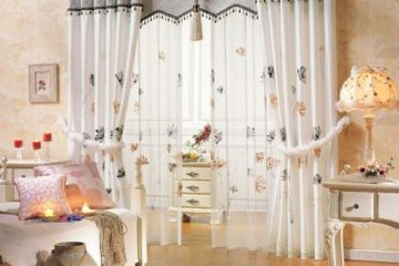Bí quyết chọn mành rèm cửa hợp với phong thủy phòng ngủ