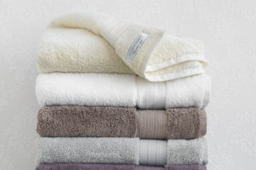 Những mẹo trong việc chăm sóc khăn tắm khách sạn