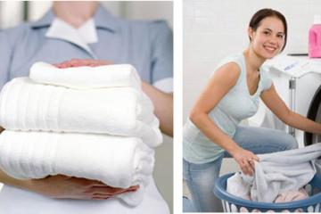 Những điều khi sử dụng khăn tắm khách sạn