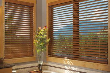 Rèm gỗ cho không gian chung cư ấn tượng