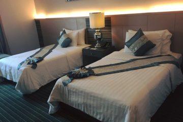 4 bộ chăn ga gối đệm khách sạn cao cấp được yêu thích 2017