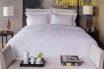 Golden Silk – Khẳng định đẳng cấp chăn ga gối khách sạn