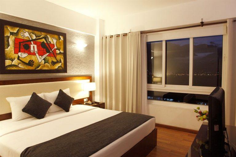 bộ chăn ga gối dùng cho khách sạn cgks 15