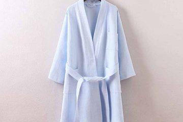 Áo choàng tắm khách sạn giá rẻ tại Hà Nội