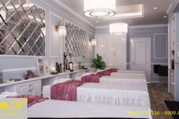 Khăn spa – resort Golden Silk