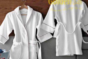 Áo choàng tắm Golden Silk chất lượng đầy khác biệt