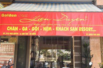 Chăn ga gối đệm Đà Nẵng, Hội An cho khách sạn & gia đình đẹp