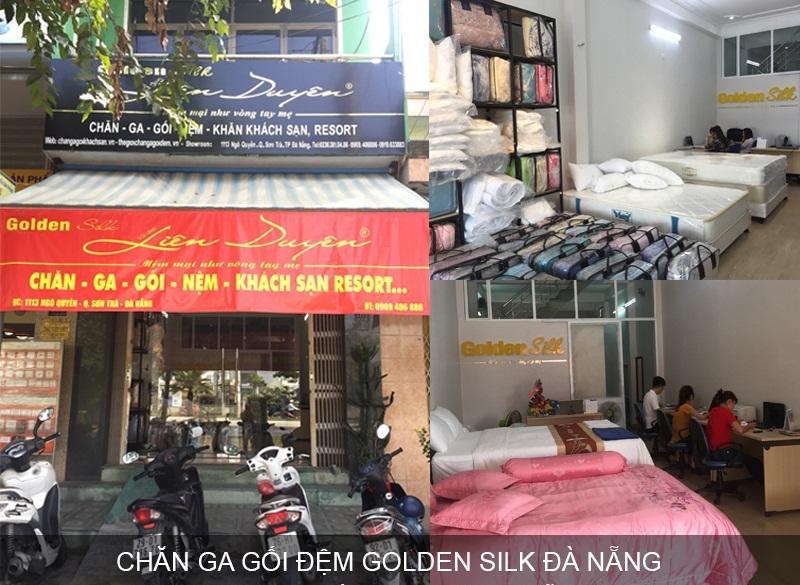 Chăn ga gối đệm GoldenSilk Đà nẵng