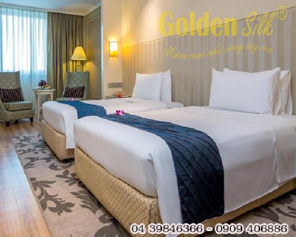 Chăn ga gối đệm khách sạn giá rẻ, tốt nhất tại Hà Nội