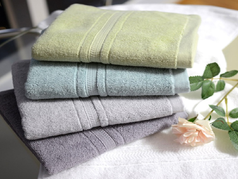 Thay khăn bông khách sạn ngay hôm nay để bảo vệ sức khỏe