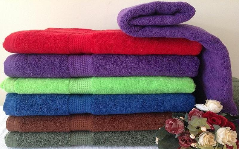 6 mẹo giúp khăn tắm khách sạn luôn sạch sẽ