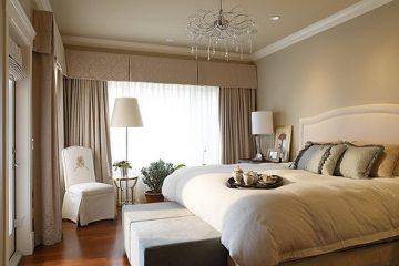 Kinh nghiệm lựa chọn rèm vải khách sạn cần biết