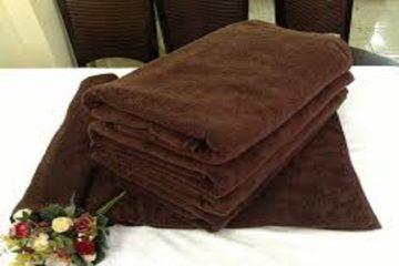 Mẹo giữ khăn spa mềm mại và sạch vi khuẩn