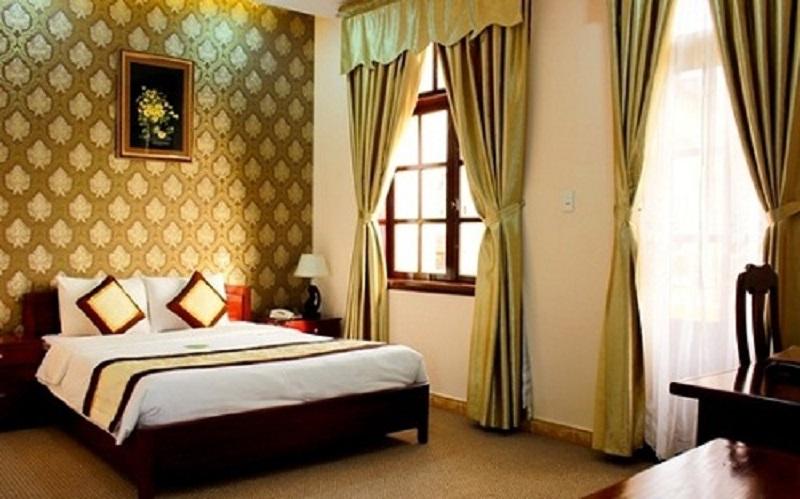 Cách nhận biết cách loại rèm vải khách sạn khác nhau