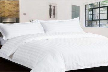 Cách chọn vải may chăn ga gối khách sạn từ A – Z