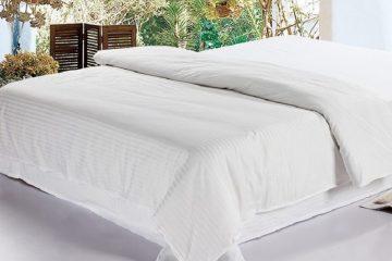 Bí quyết chọn màu sắc và chất liệu vải may chăn ga khách sạn