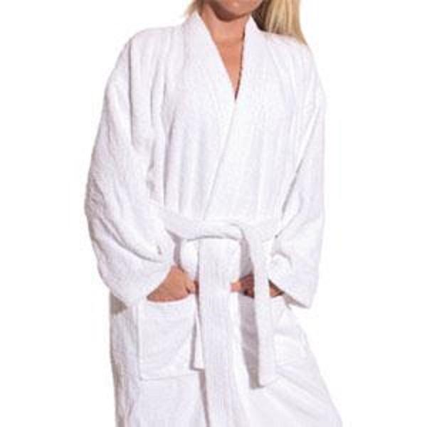 Tiêu chí phân biệt áo choàng tắm cotton 100% với áo rởm