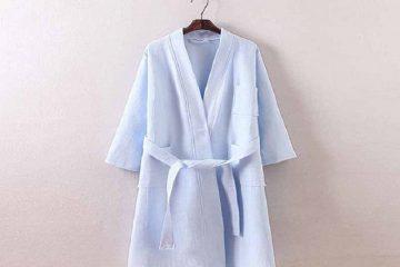 Nên chọn áo choàng tắm khách sạn loại nào?