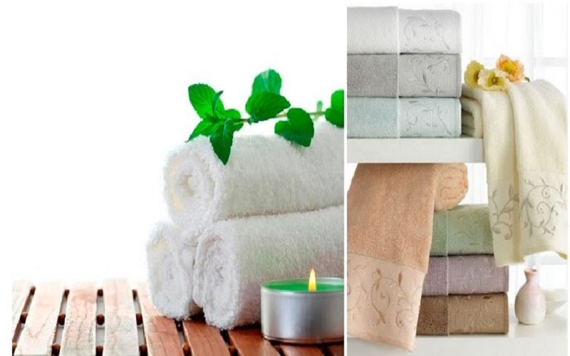 Khăn tắm khách sạn nào được ưa chuộng nhất hiện nay?