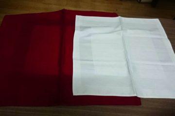 Quy tắc sử dụng khăn ăn khách sạn để trở thành người lịch sự