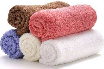 Mẹo đánh bay các vết bẩn trên khăn spa cao cấp