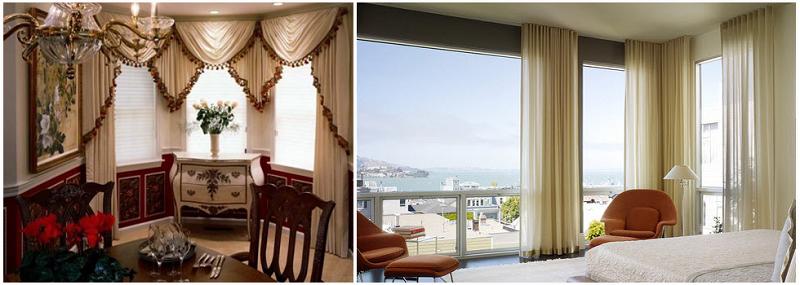 Những lưu ý trước khi chọn vải khách sạn để may rèm cửa