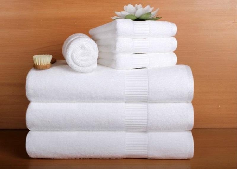 Bí quyết chọn khăn khách sạn giá rẻ