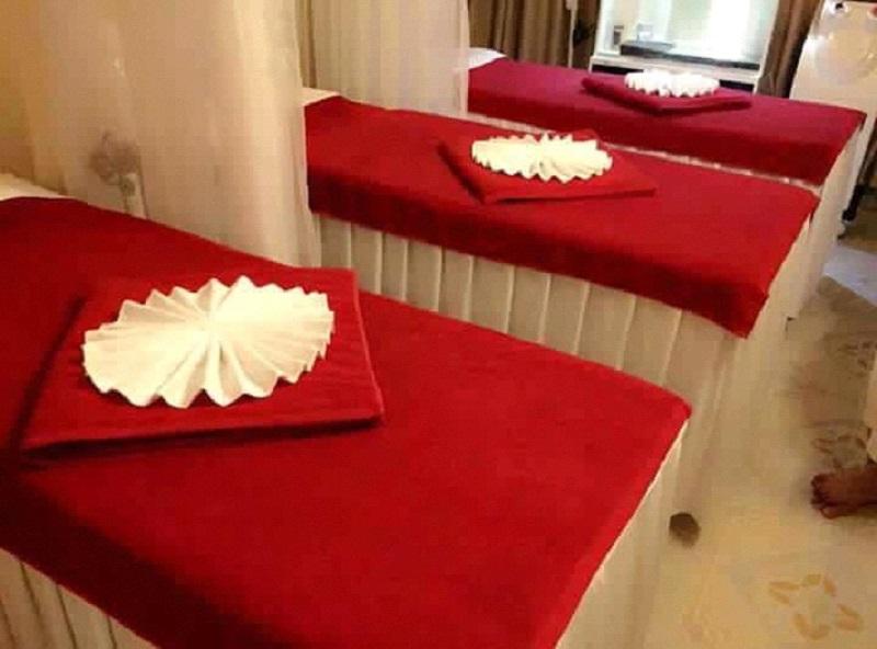 3 loại khăn trải giường spa thường dùng