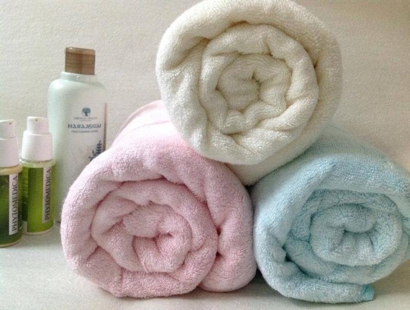 Khăn tắm cho khách sạn bằng sợi tre có ưu điểm gì?