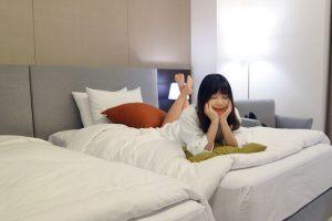 Chuyên may chăn ga gối khách sạn