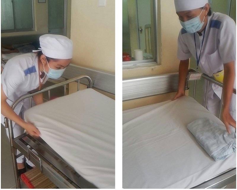 Ga giường y tế