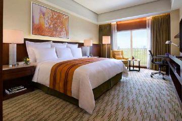 Chọn ga trải giường khách sạn phù hợp với từng loại đệm