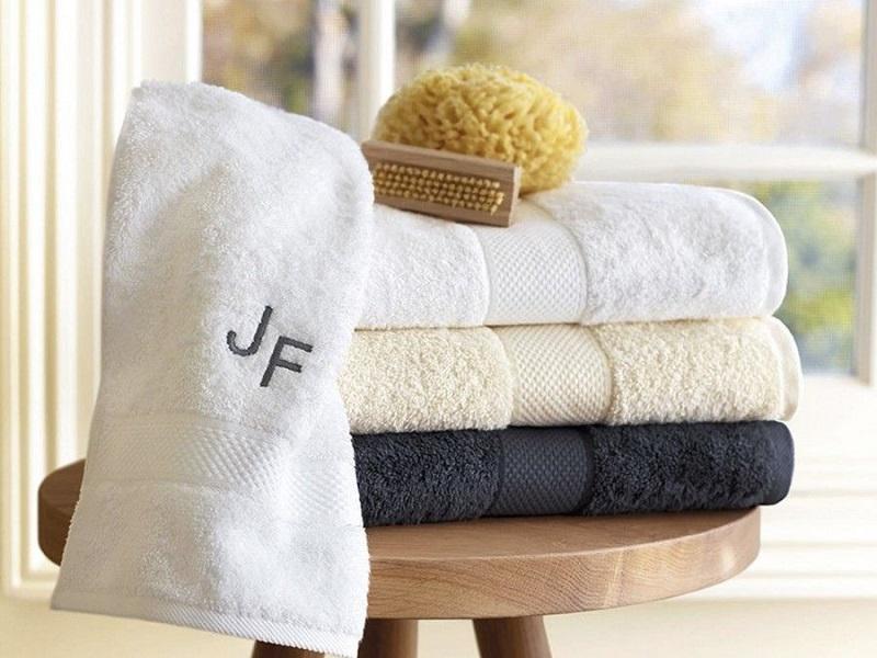 khăn bông spa