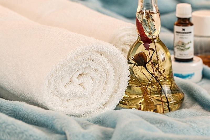 khăn spa
