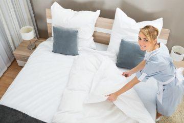 Hướng dẫn cách vệ sinh đệm khách sạn đơn giản và hiệu quả