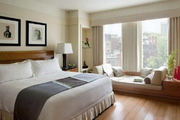 Ga trải giường khách sạn nên sử dụng loại ga chun, chần hay ga phủ?
