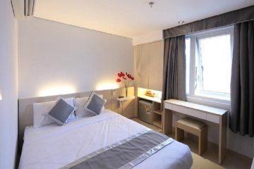 Tư vấn cách chọn chăn ga gối đệm khách sạn cho phòng ngủ nhỏ