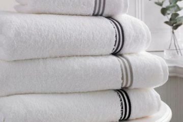 Cẩm nang tư vấn cách chọn mua khăn tắm cho khách sạn đúng chuẩn