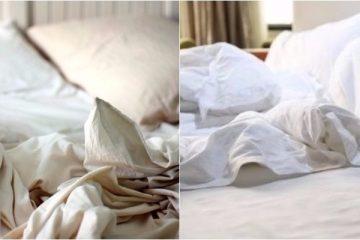 Cách xử lý từng loại vết bẩn trên chăn ga gối đệm dùng cho khách sạn
