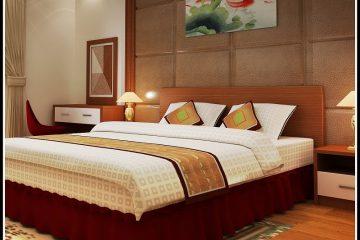 """Cần phải có """"cái đầu lạnh"""" khi mua chăn ga khách sạn giá rẻ tại Hà Nội"""